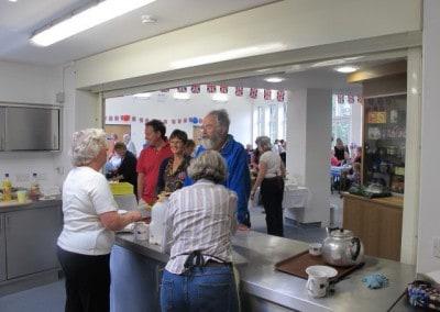 St Bridget's Centre West Kirby - Kitchen & Servery